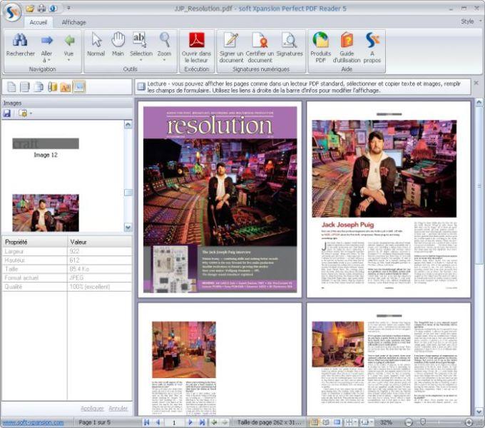 Perfect PDF Reader