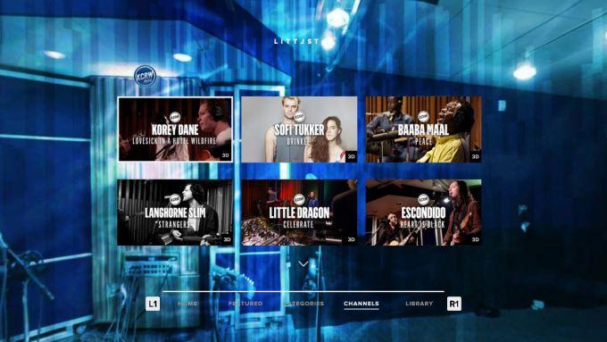 Littlstar Cinema PS VR PS4