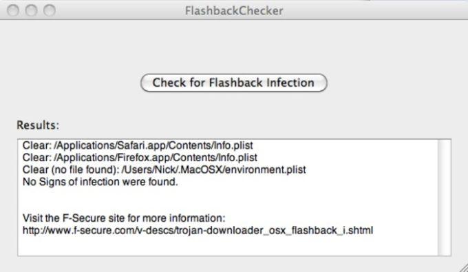 Flashback Checker