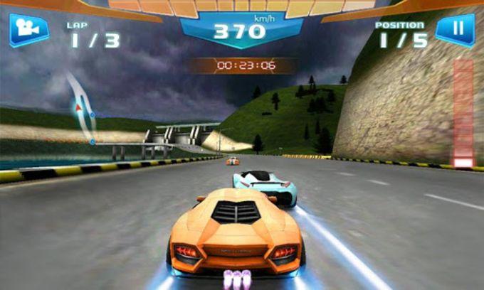 Course Rapide 3D