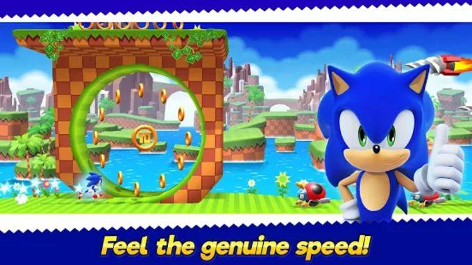 Sonic Runners Adventure