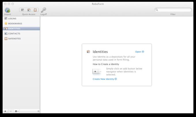 Roboform for Mac