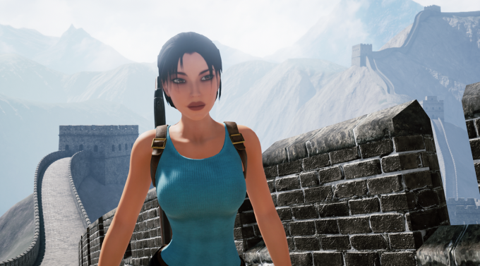 Tomb Raider - The Dagger of Xian