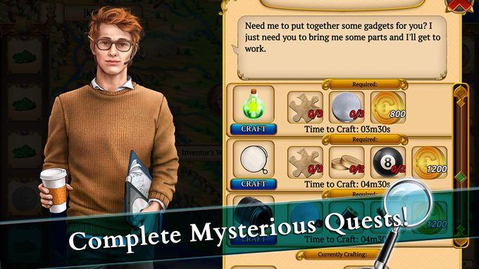 Mystery Society 2: Hidden Objects