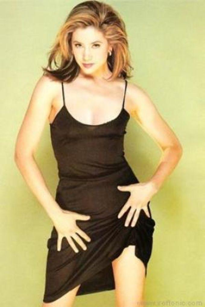 Mira Sorvino ScreenSaver