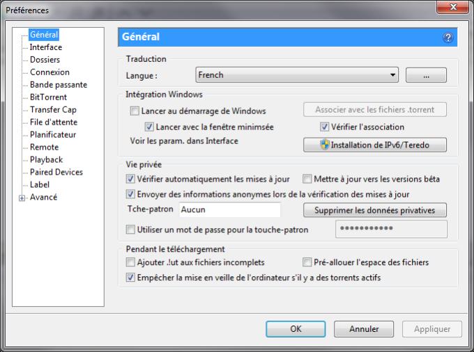 Telecharger bittorrent gratuit en francais pour windows 7