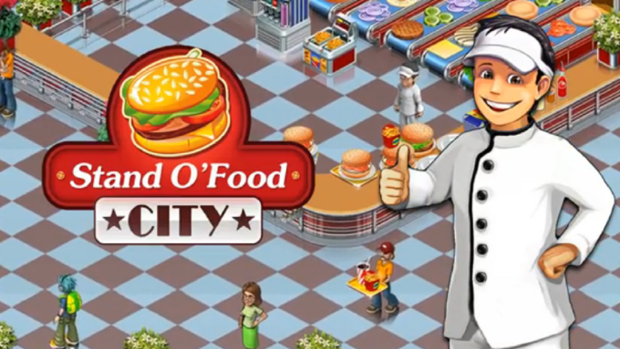 Stand O' Food City: Virtual Frenzy