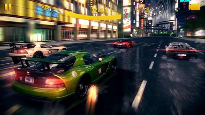 Asphalt 8: Airborne für Windows 10