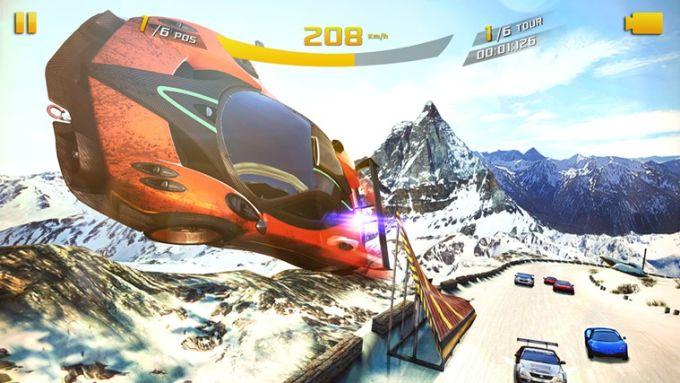 Asphalt 8: Airborne for Windows 10
