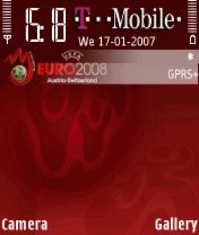 UEFA Euro 2008 Mobile Theme