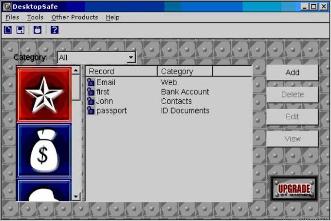 Cresotech DesktopSafe
