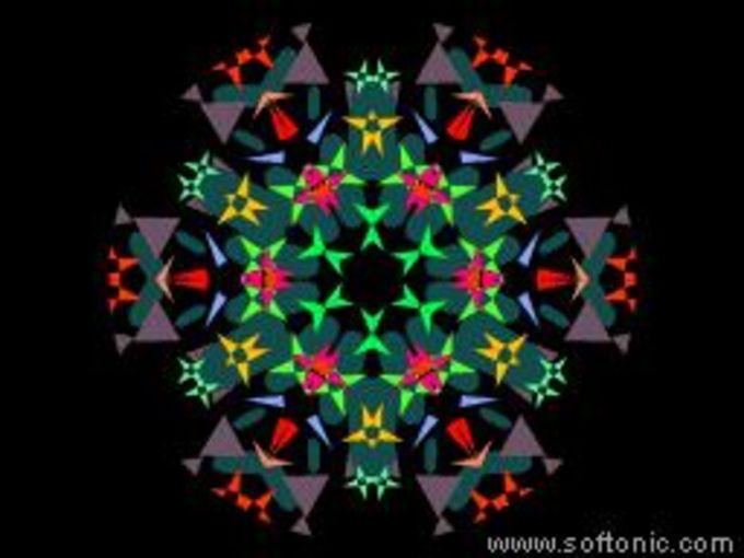 Brewster Kaleidoscopic Screensaver