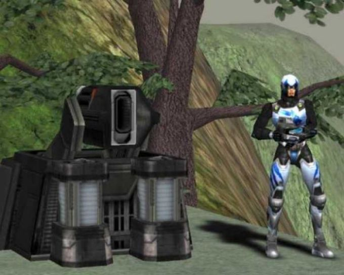 Tribes 2 Demo