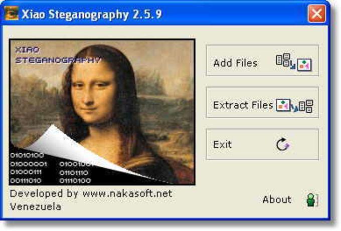 Xiao Steganography