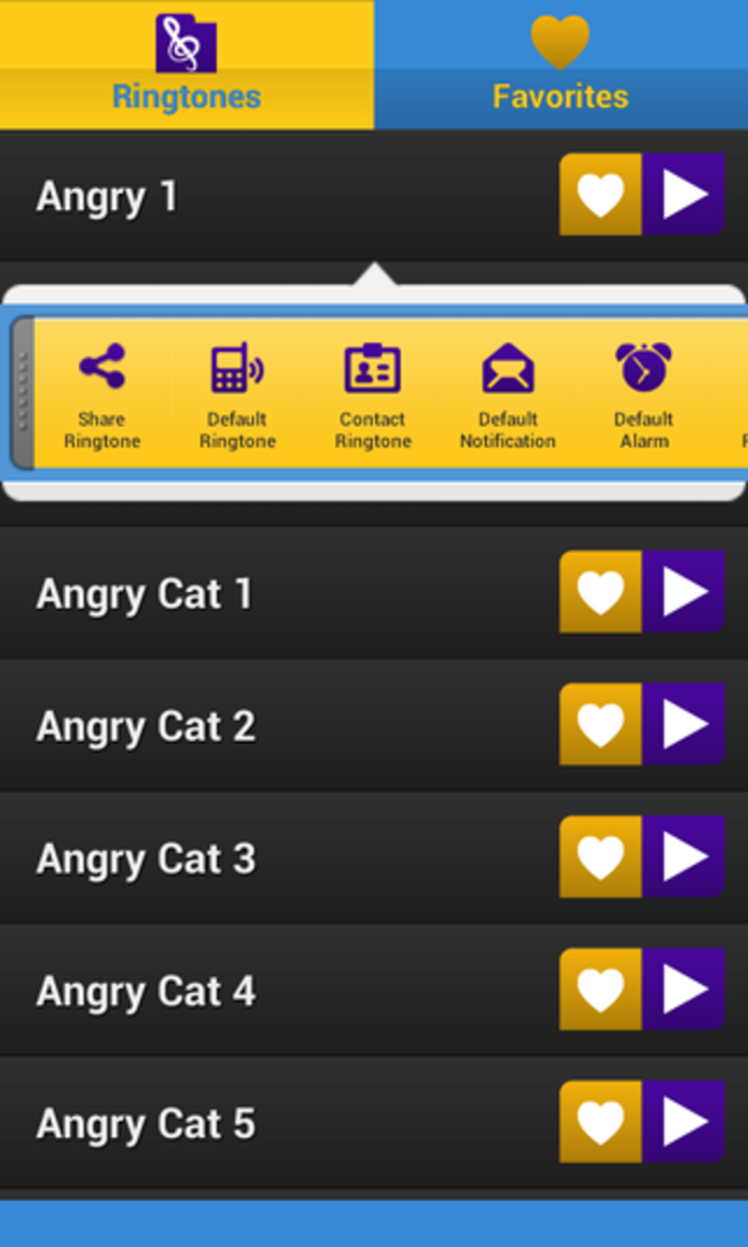 Free Downloads Ringtones Cats