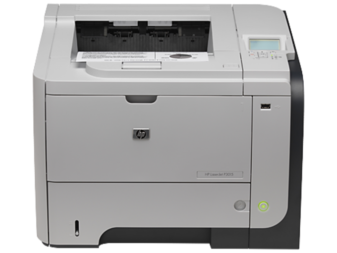 HP LaserJet Enterprise P3015 Printer drivers