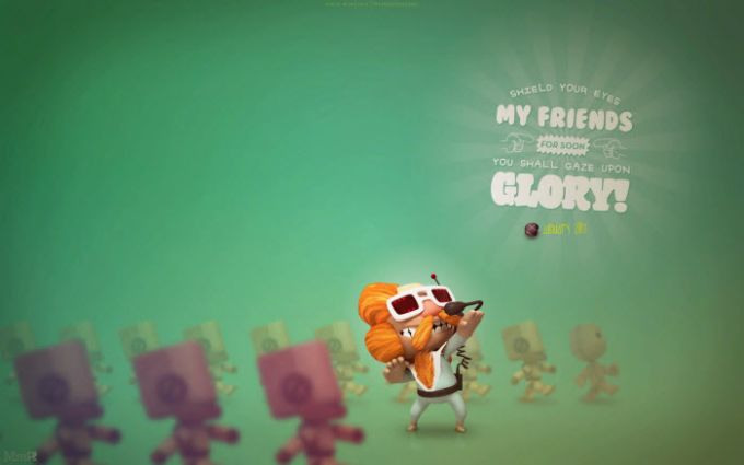 Tema de Little Big Planet
