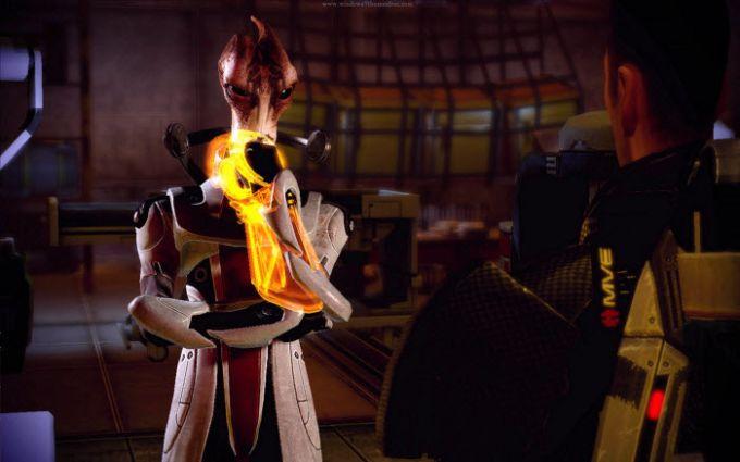 Tema de Mass Effect 2