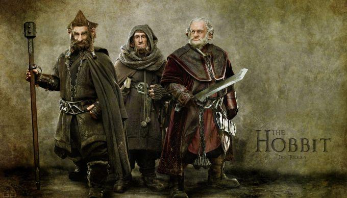 The Hobbit Theme for Windows 7