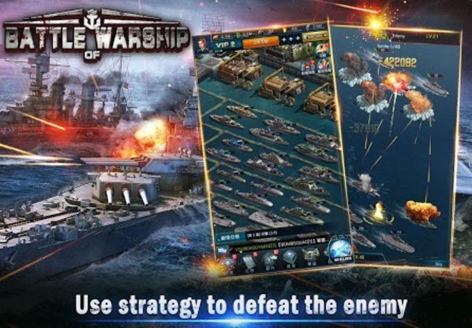 Battle of Warship Battleship Naval Warfare