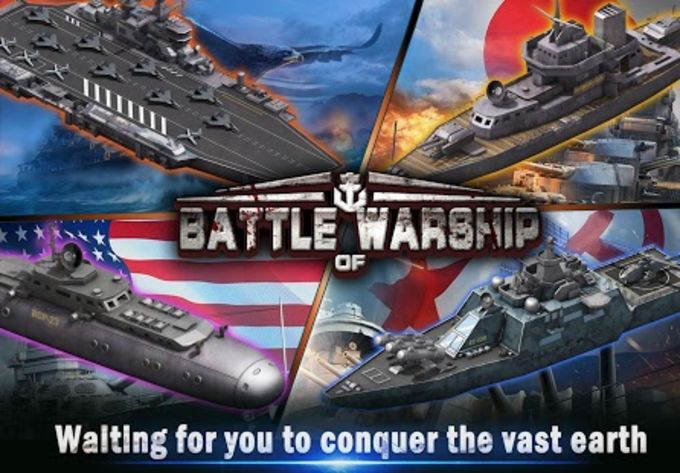 Battle of Warship Battleship Naval Warfare