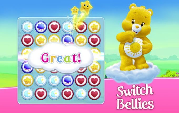 Care Bears™ Belly Match