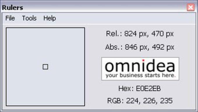 Omnidea Rulers