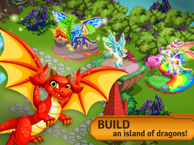 Dragon Story: Isles of Love