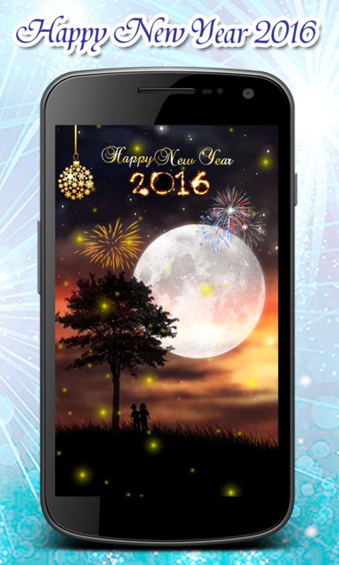 New Year Live Wallpaper 2016