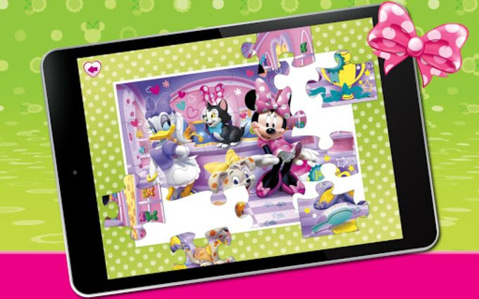 Puzzle App Minnie for Android - Download
