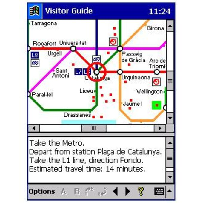 Visitor Guide Barcelona