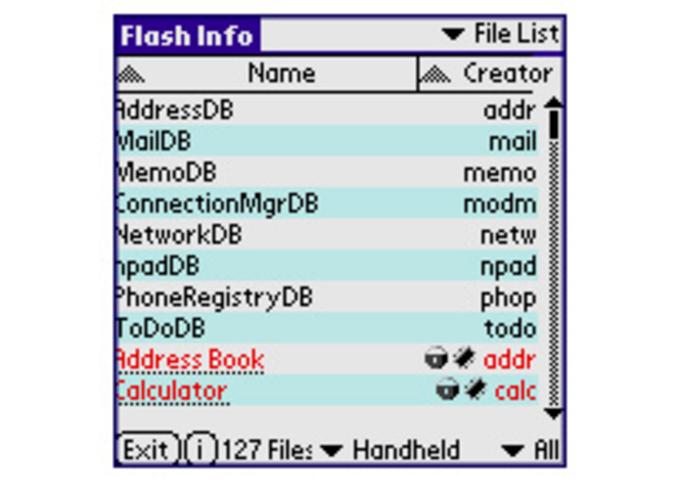 FlashInfo