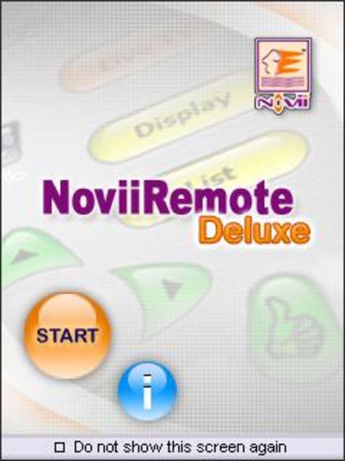 NoviiRemote Deluxe