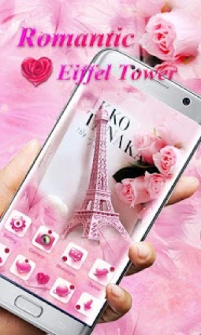 Eiffel Tower Go Launcher Theme