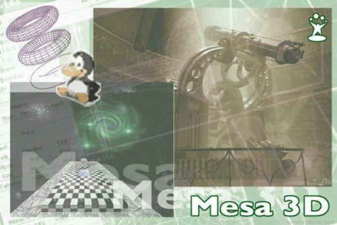 Mesa 3D