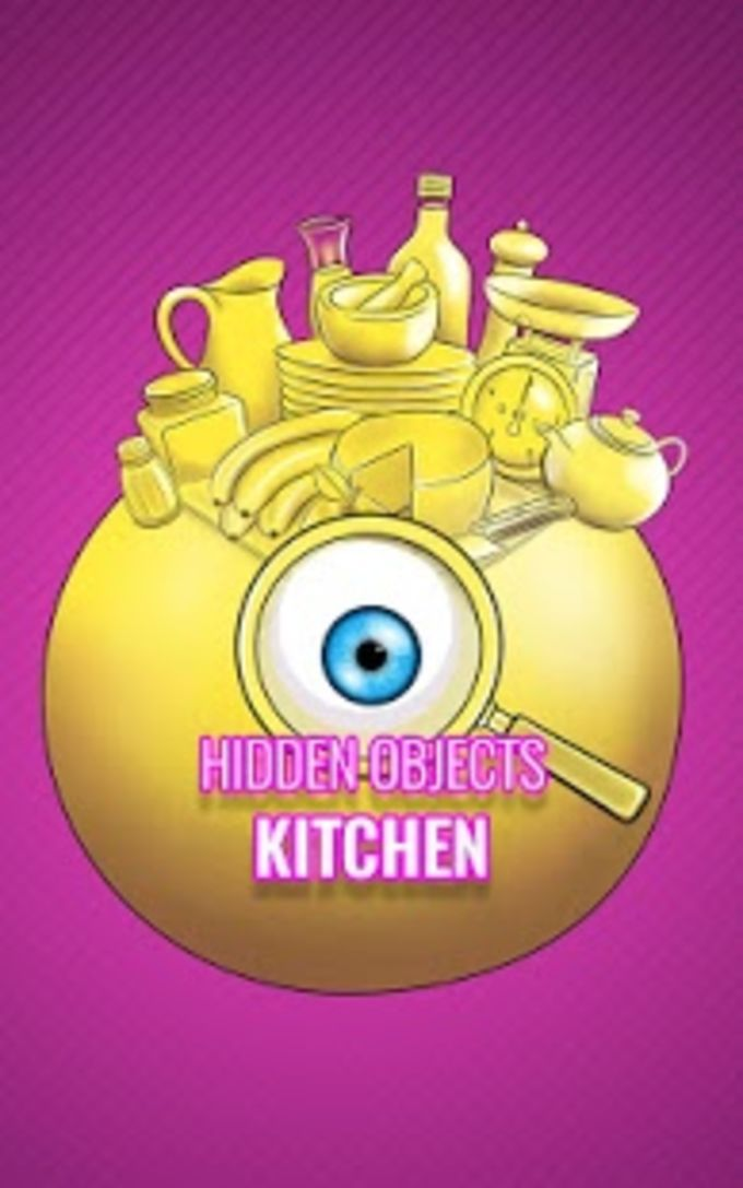 Kitchen Hidden Objects Game  House Cleaning