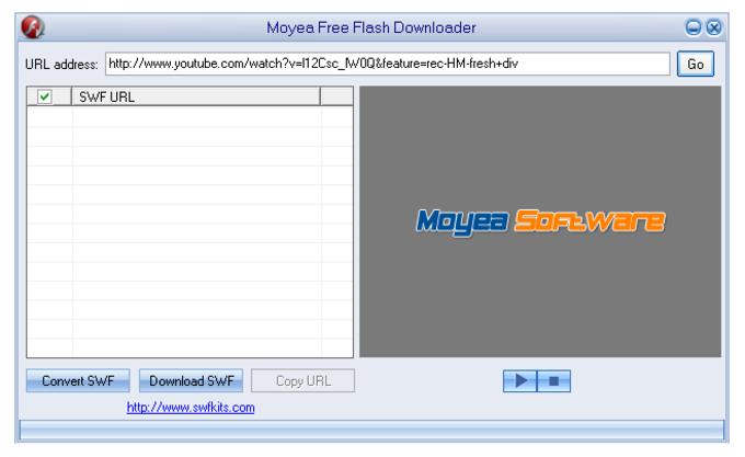 Moyea Free Flash Downloader