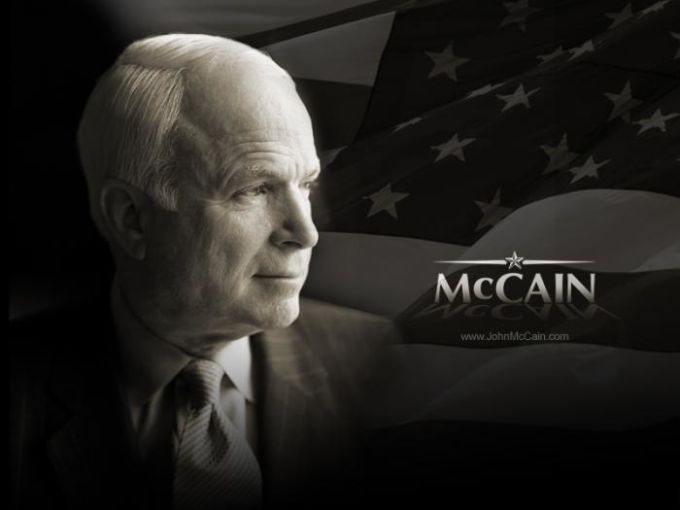 John McCain Wallpaper