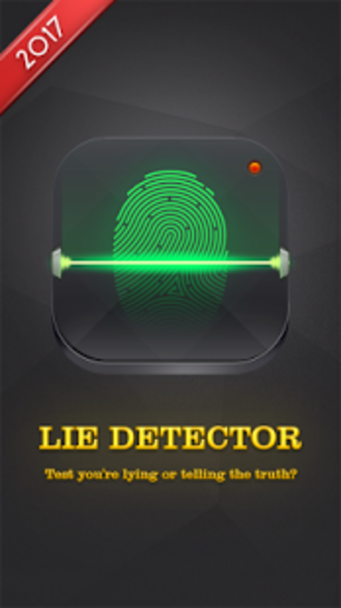 Lie Detector Test Free Prank
