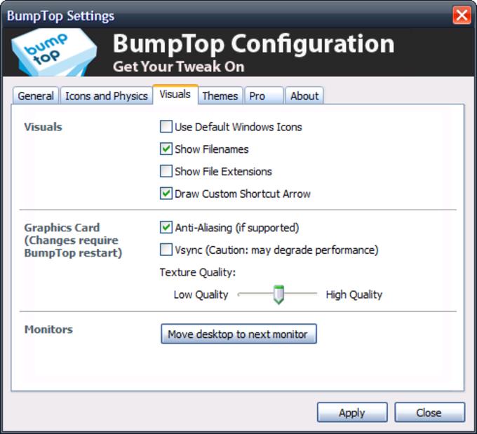 BumpTop