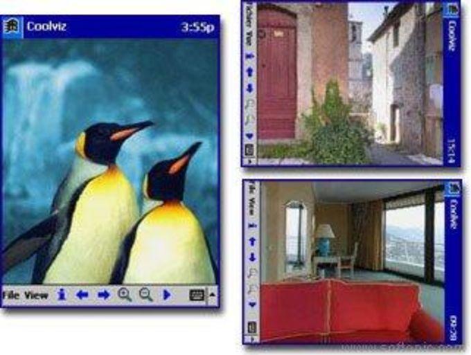 Coolviz, ImageViewer