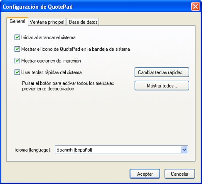 QuotePad