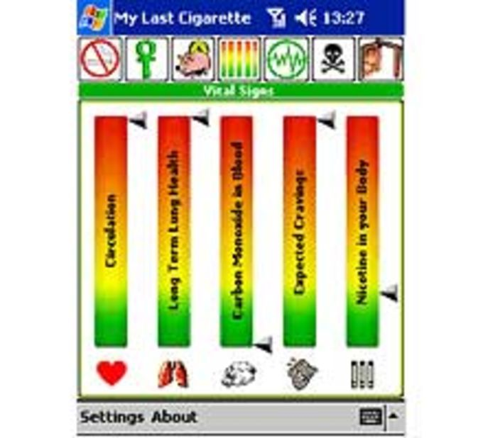 My Last Cigarette