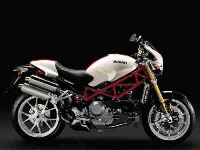 Ducati Monster S4Rs Testastretta