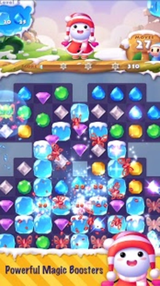 Ice Crush 2018  A new Puzzle Matching Adventure