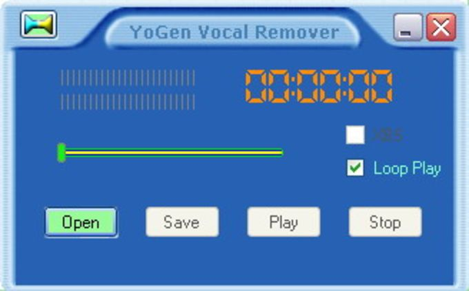YoGen Vocal Remover
