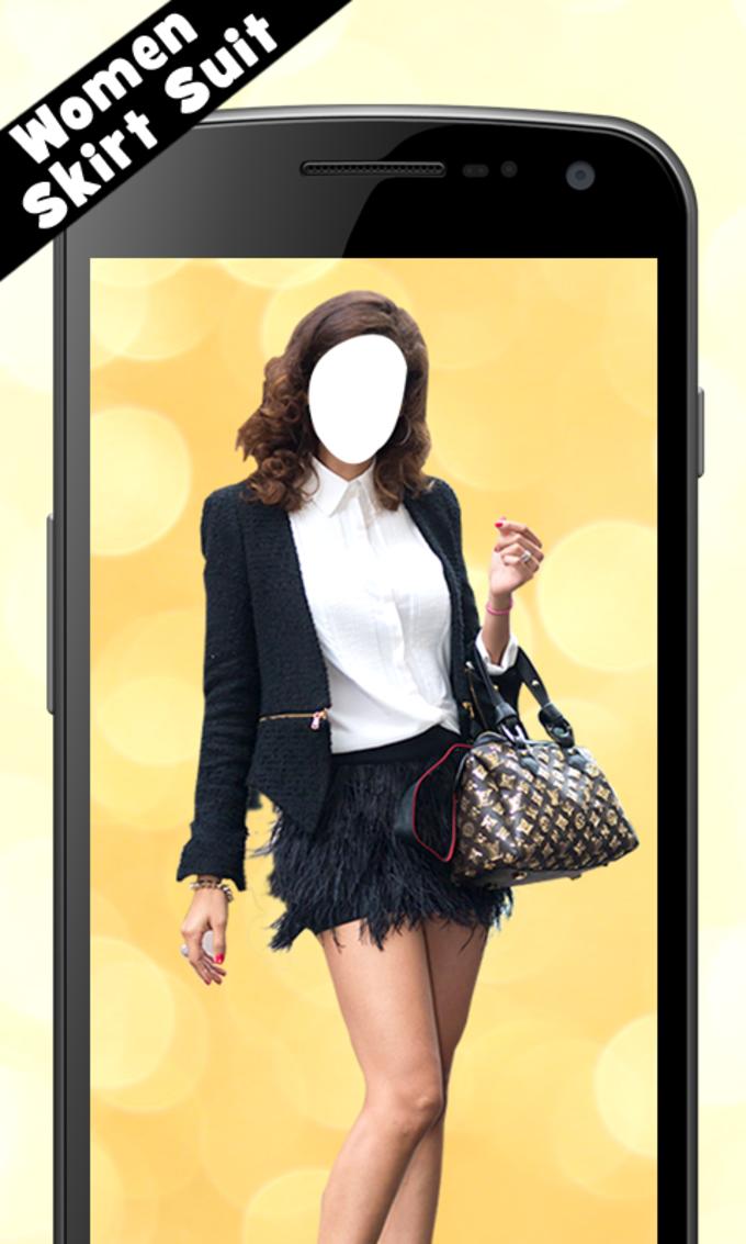 Women Skirt Fashion Suit
