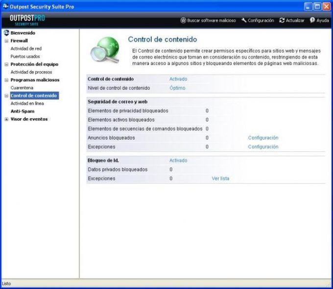 Agnitum Outpost Security Suite Pro (64-bit)