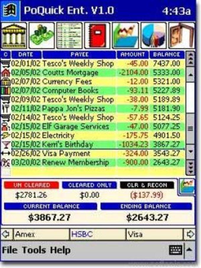 PoQuick Money Enterprise