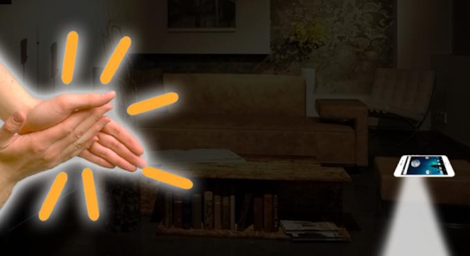 Clap Flashlight Pro